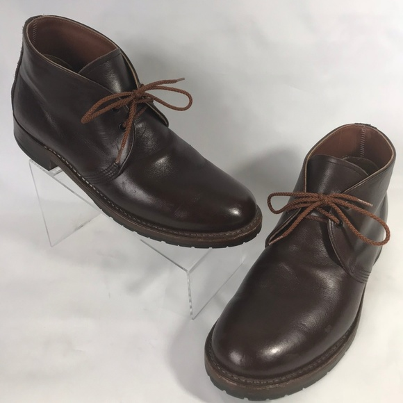 b0506a247b16d RED WING Heritage Beckman Chukka Boot 10.5D